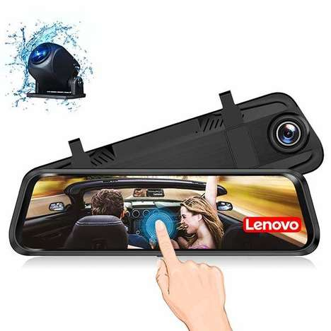 All-in-One Intelligent Rearview Mirrors