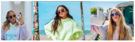 Fashion-Forward Opulent Sunglasses