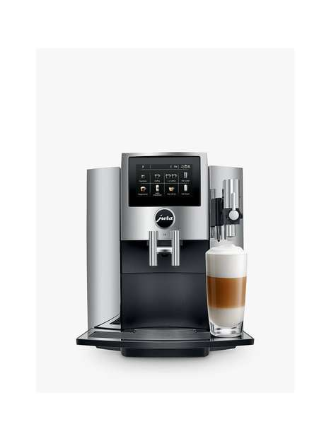 Automated Barista-Grade Coffee Makers