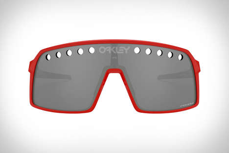 80s Motocross-Inspired Sunglasses
