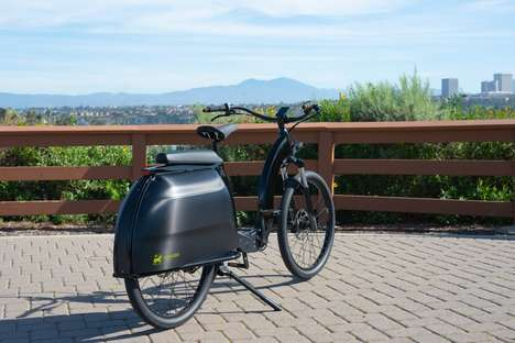Cargo-Friendly Urban e-Bikes