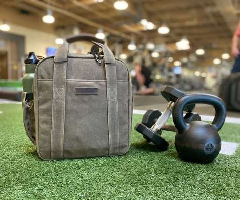 Perfectly-Sized Crossfit Gym Bags