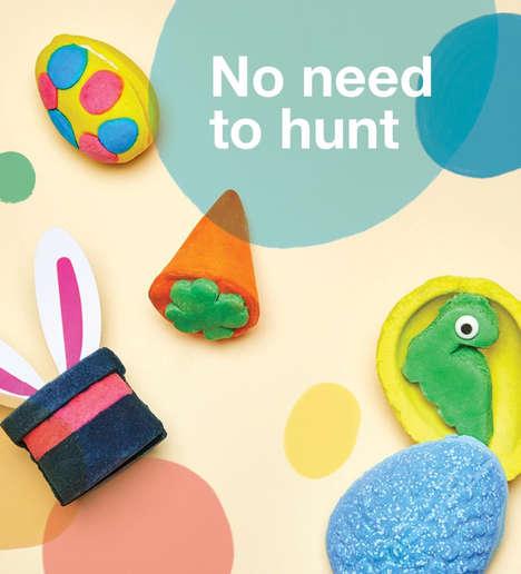 Cruelty-Free Easter Bath Series