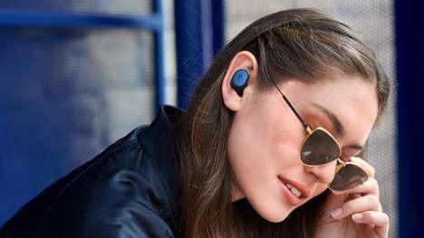 Intuitive Control Wireless Earbuds