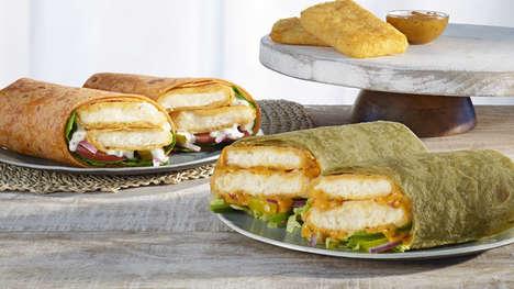 Fried Cauliflower Sandwich Menus