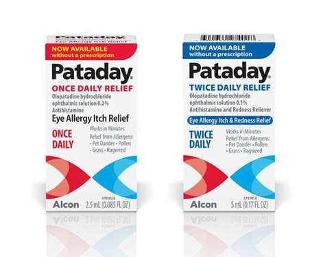 Prescription-Strength Allergy Eye Drops