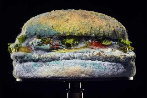 Moldy Burger Commercials