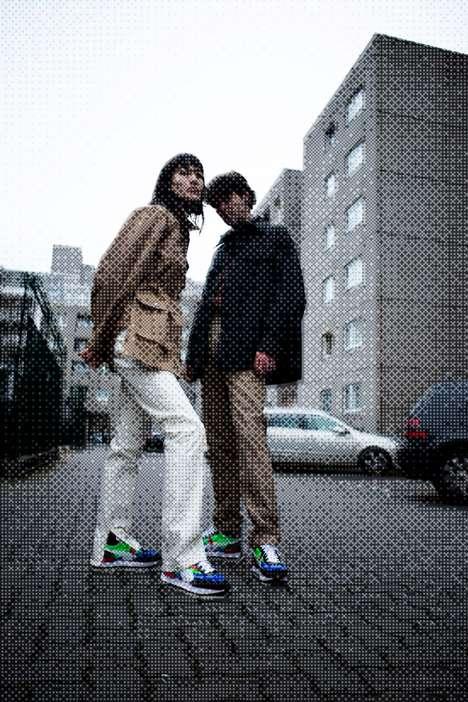 Retro-Futurist Shoe Revivals