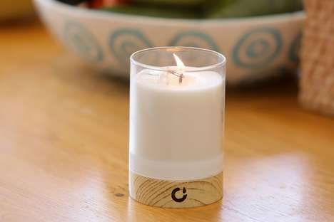 Bluetooth-Enabled Candles