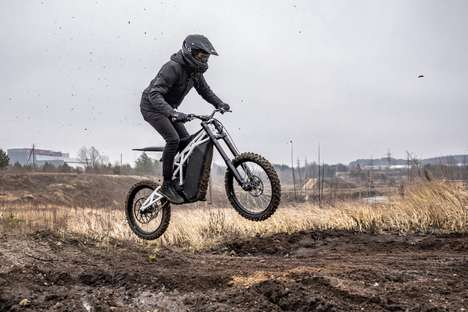 Trail-Ready Electric Dirt Bikes