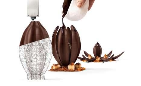 Bespoke 3D-Printed Chocolates