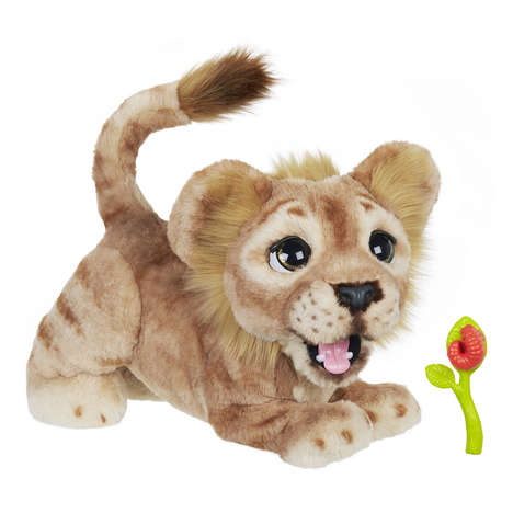 Playful Lion Plush Toys