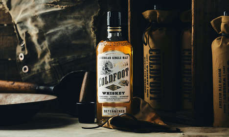Outdoor Apparel Brand Whiskeys