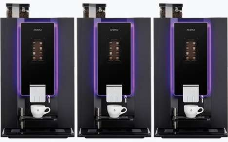 Bean-to-Cup Coffee Makers