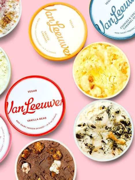 Nut-Free Frozen Desserts