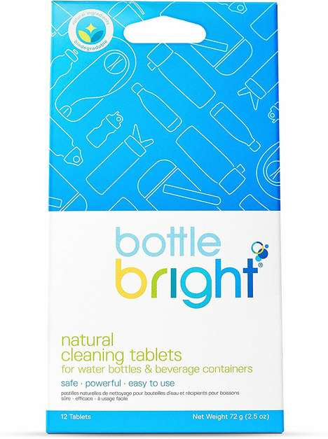 Eco Bottle-Cleaning Tablets