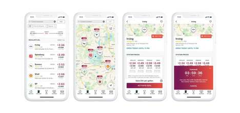 Local Gas Deal Apps