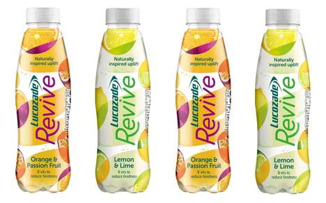 Fruit-Forward Energy Drinks