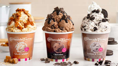 Restaurant Brand Ice Creams