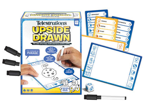 Team-Building Drawing Games