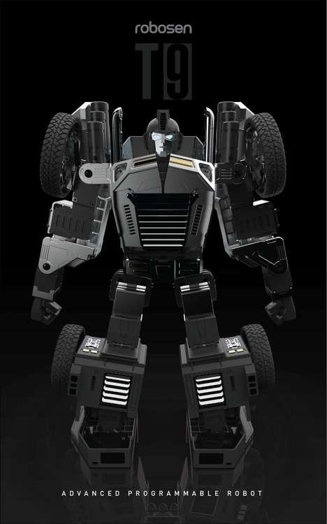 Advanced Programmable Robots