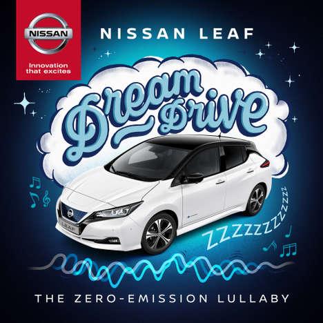 Car-Branded  Zero-Emission Lullabies