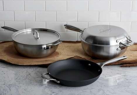 Multipurpose Minimalist Kitchen Cookware
