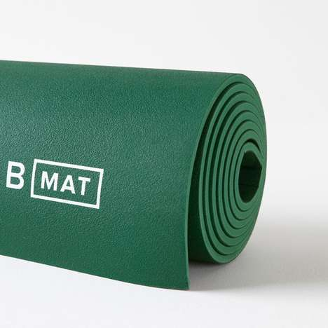Ultra-Lightweight Sustainable Yoga Mats