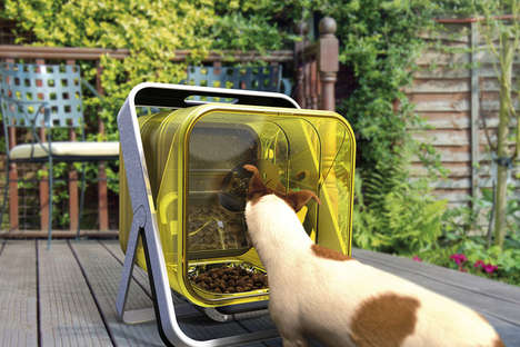 Pet Health Protection Feeders