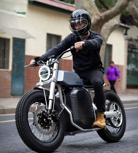 Future-Ready Electric Motorcycles