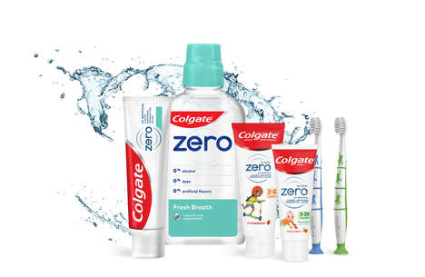Free-From Oral Care Collections