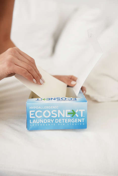 Liquidless Laundry Detergents