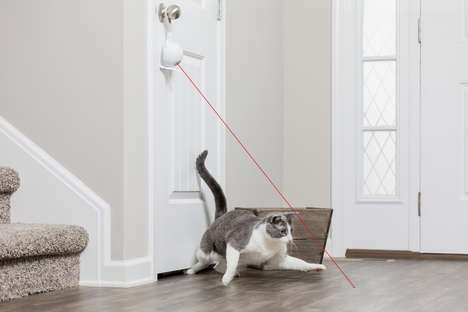 Automatic Laser Cat Toys