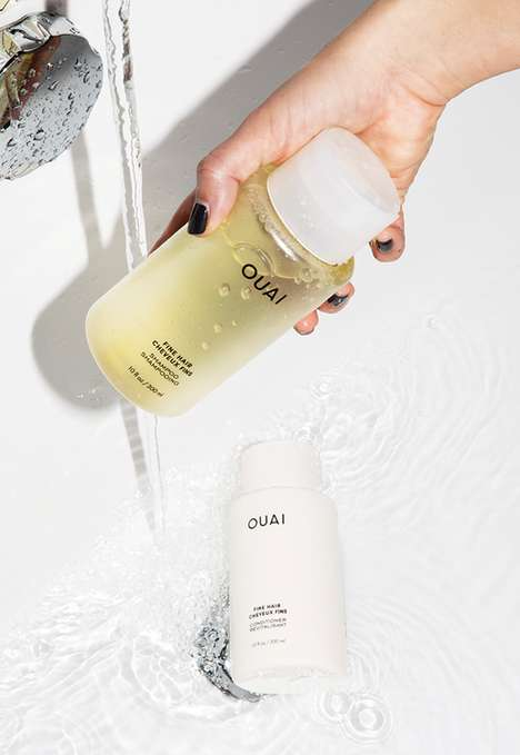 Hair-Specific Daily Shampoos