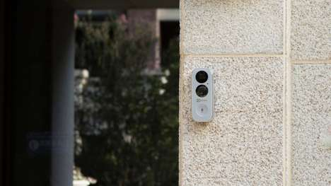 Expansive Field-of-View Doorbells