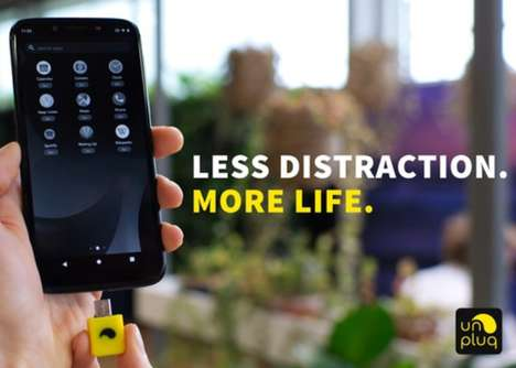 Anti-Distraction Smartphone Drives