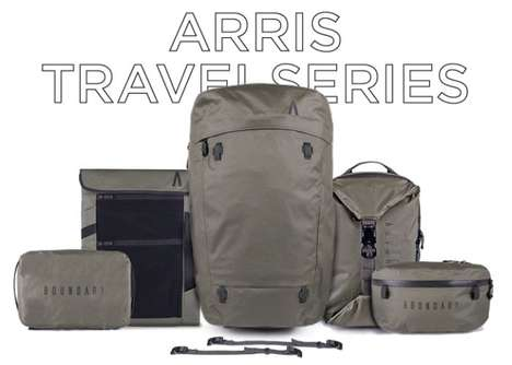 Wanderlust Adventurer Luggage Systems