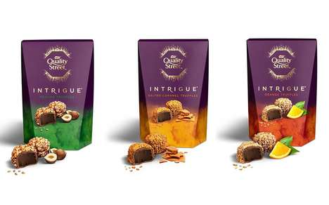Contemporary Chocolate Products