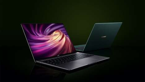 Bezel-Free Next-Gen Laptops