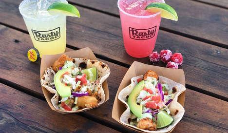 Street Food-Style Tacos