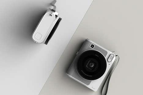 Burst Mode Instant Cameras