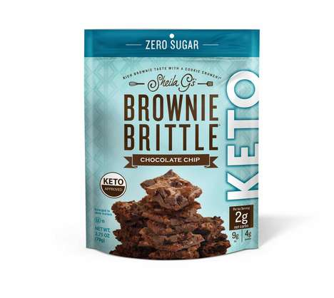 Keto-Friendly Brittle Snacks