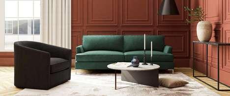 Data-Designed Custom Furniture Lines