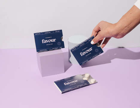 CBD-Powered Chewing Gums