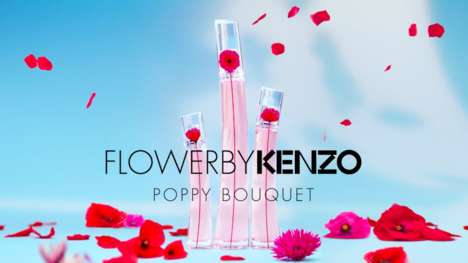 Refreshed Flower Fragrances