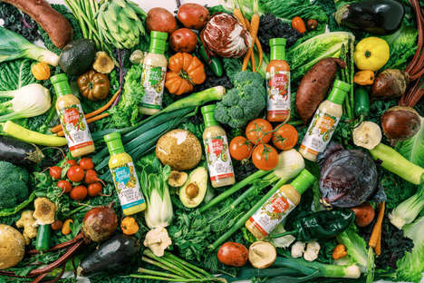 Nourishing Plant-Based Condiments