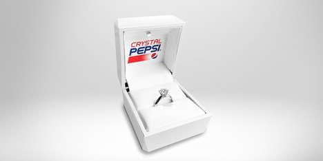 Soda-Based Engagement Rings