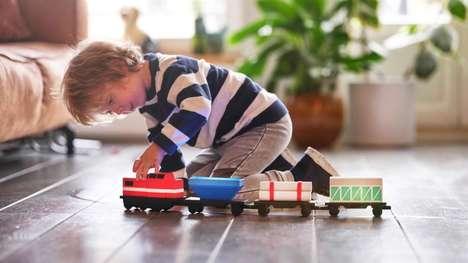 Coding Education Train Sets