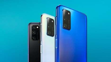 Dual-Mode 5G Smartphones