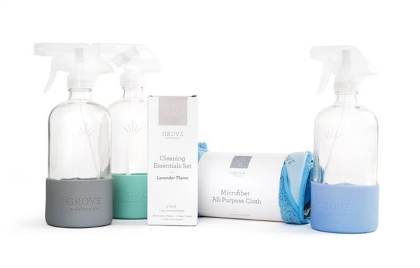 Toxin-Free Cleaning Concentrates